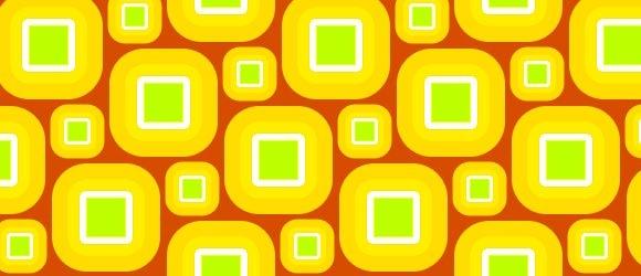 Желто зелено оранжевый ретро бекграунд