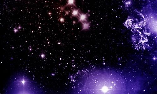 Кисти мерцающих звезд