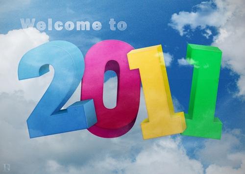 Добро пожаловать в 2011