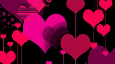 Набор из 20 векторных сердец