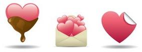 иконки-сердца