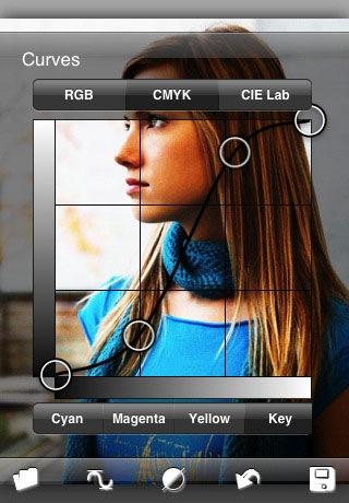 Усовершенствование цветов на фото в iPhone