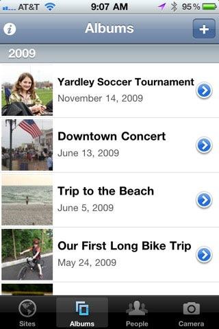 Хранитель видео и фото в iPhone