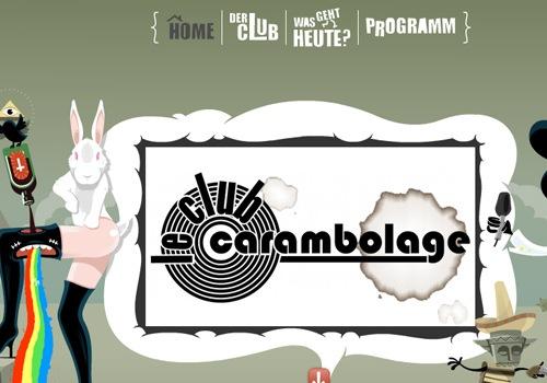 стильный и креативный сайт