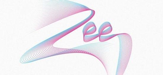 типографический эффект при помощи Blend Tool