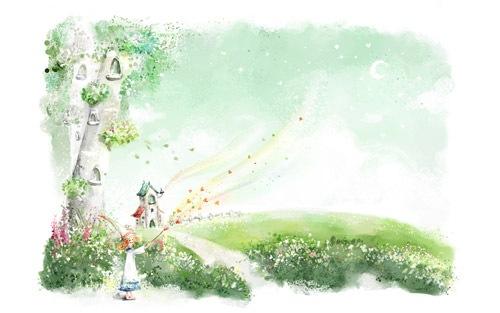 Иллюстрация Весна