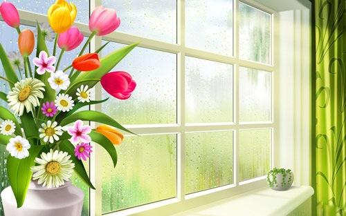 Букет Весны