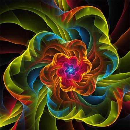 Майский цветок