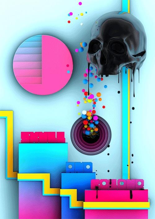 Геометрия и череп