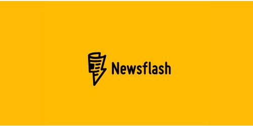 Логотип на я ярком фоне