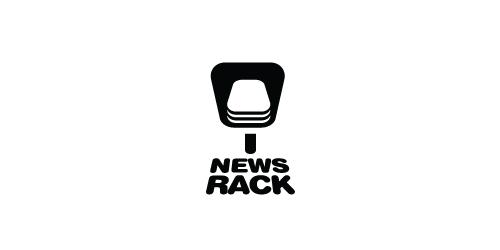 Черно-белый логотип