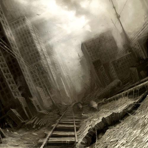 город мрака