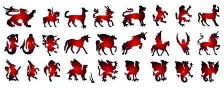 Геральдические символы