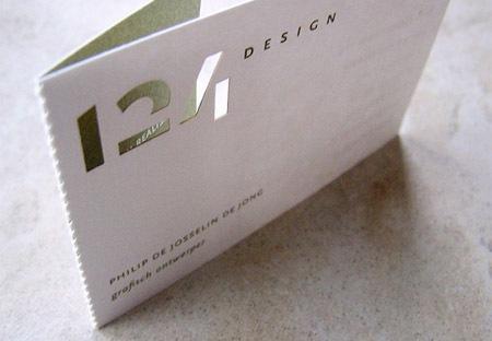 Визитка Дизайн студии