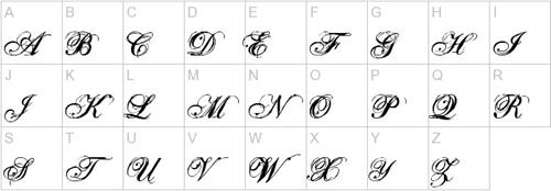 Жирный шрифт прописью