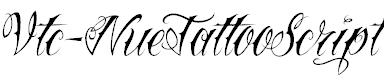 Шрифт с прописными буквами