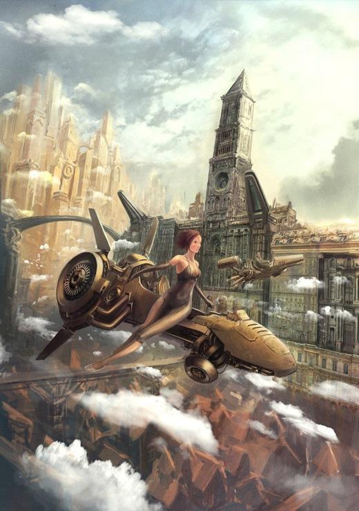 Сказочный мир механики