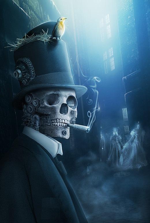 Механический скелет