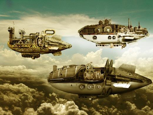 Воздушные корабли