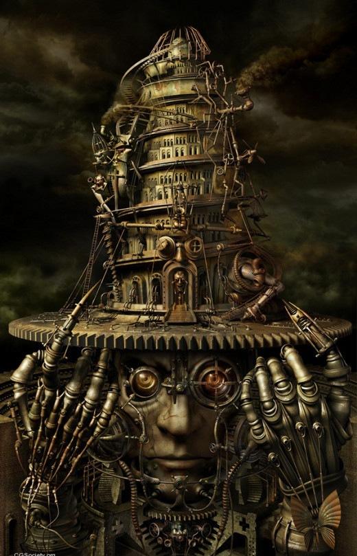 Мозговая башня