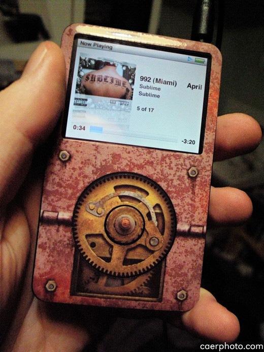 Корпус iPod под механику