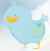Твиттер птичка
