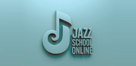 лого для джазвой школы