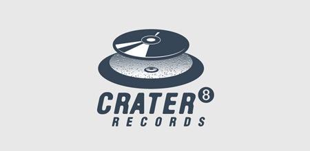 логотип с музыкальным изображением