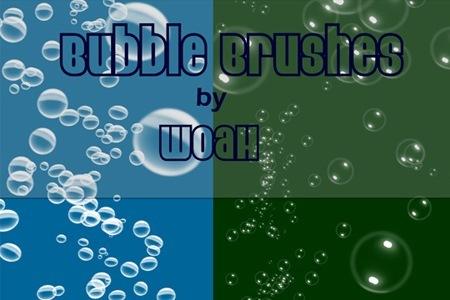 мыльные и водные пузыри