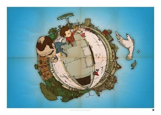 маленький мир