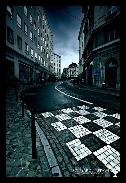 шахматная улица