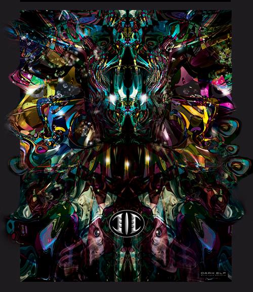 яркая симметрия