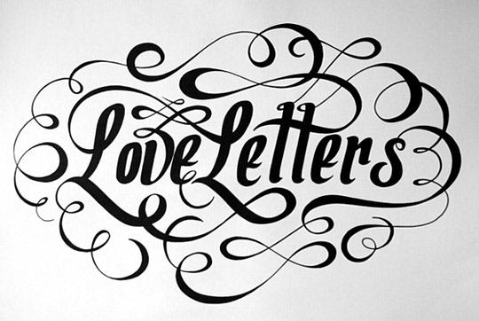 Любовь к буквам