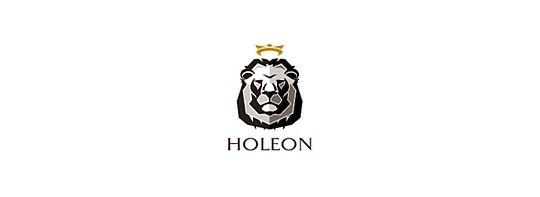 Лого со львом