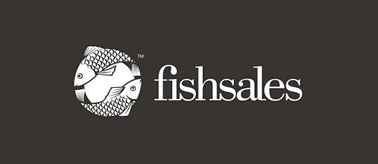 Лого с рыбами