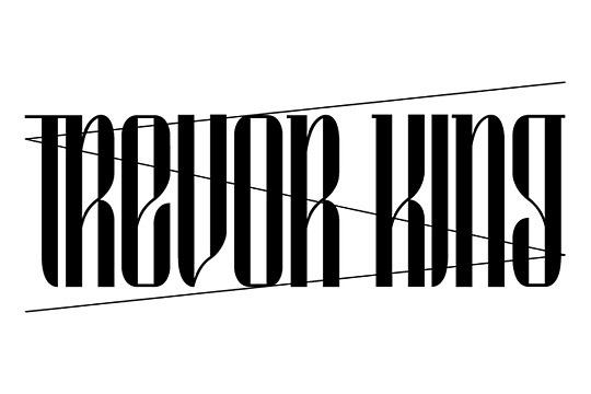 Стильная четкая типографика