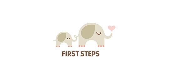 Слонята на лого