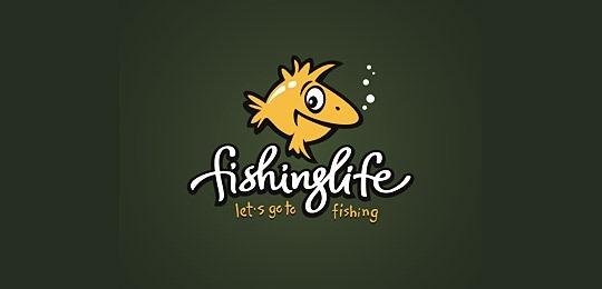 Забавная рыбка