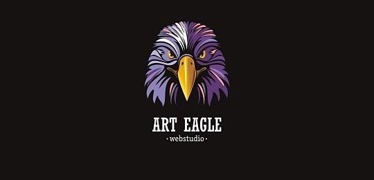 Художественный орел