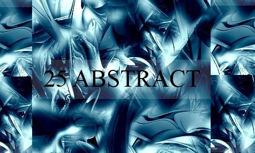 25 реалистичных абстрактных кистей