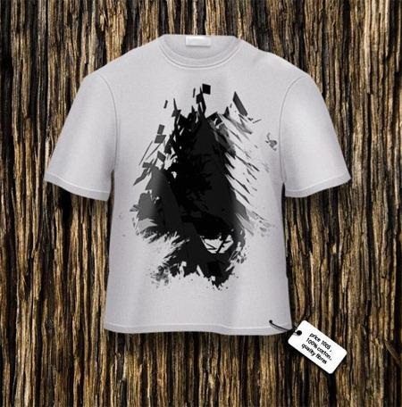 Нарисуйте футболку