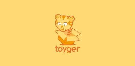 игрушечный тигр