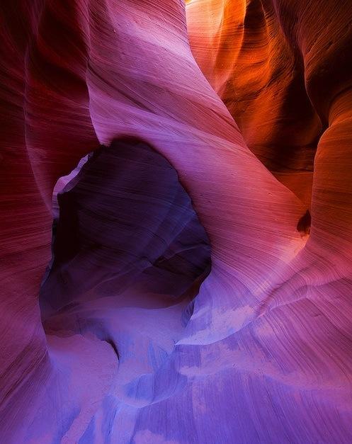 Арка в каньоне
