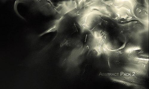 Набор из 7 абстрактных кистей