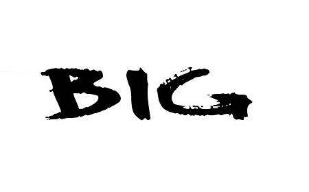Крупный шрифт
