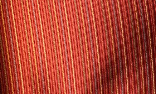 Разноцветная тканевая текстура в полоску
