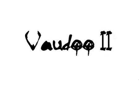 Шрифт кистью в готическом стиле