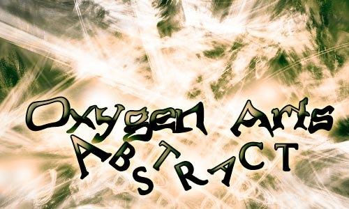 Набор из 13 абстрактных кистей