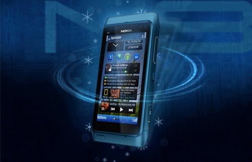 Манипуляция с Nokia N8