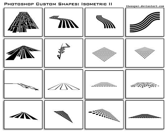 Изометрические формы
